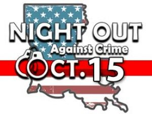 Night Out Against Crime - October 15, 2019 Photo