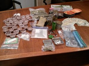 Crimestoppers Tip Leads To Illegal Drug Bust Photo