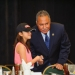 Savannah Solis and Sheriff Marlin Gusman