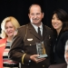 Darlene Cusanza, Sheriff Willy Martin and Councilwoman Cynthia Lee-Sheng