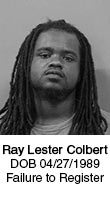 Ray Lester Colbert