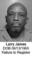 Larry James