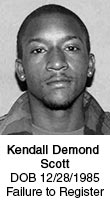 Kendall Demond Scott