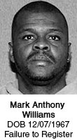 Mark Anthony Williams