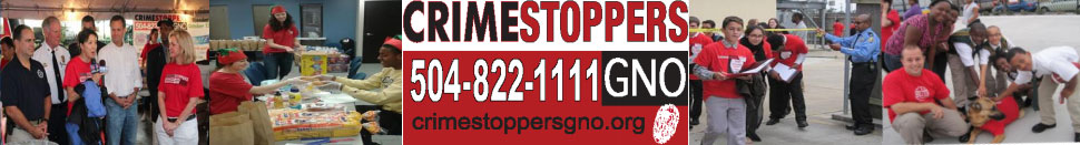 Crime Stoppers GNO
