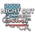 Night Out Against Crime - October 16, 2018