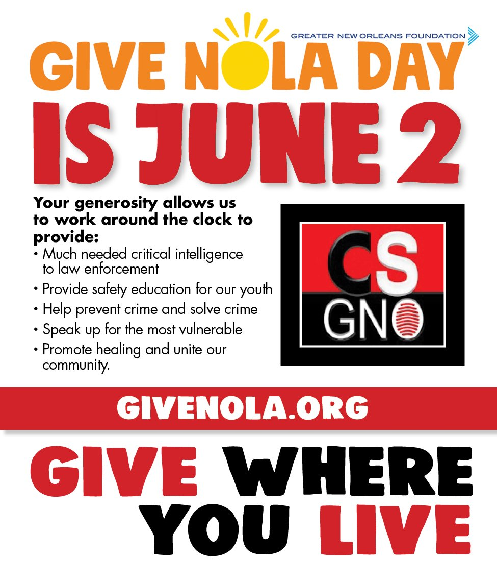 GivingNOLA Day